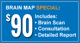Get A Brain Map for Just $90!