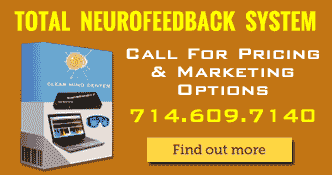 Clear Mind Neurofeedback System - $14,995. Find Out More!