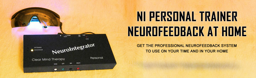 The Personal Neurofeedback System For Use At Home